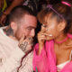 NEW YORK, NY - AUGUST 28:  (EXCLUSIVE COVERAGE) Rapper Mac Miller and singer Ariana Grande pose backstage during the 2016 MTV Video Music Awards at Madison Square Garden on August 28, 2016 in New York City.  (Photo by Jeff Kravitz/FilmMagic)