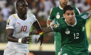FOOT-SENEGAL-VS-ALGERIE-AVEC-SADIO-MANE