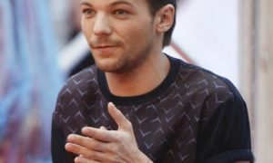 BIRMINGHAM, ENGLAND - DECEMBER 10:  Louis Tomlinson of One Direction attends the BBC Music Awards at Genting Arena on December 10, 2015 in Birmingham, England.  (Photo by Dave J Hogan/Dave J Hogan/Getty Images)