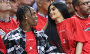 Kylie Jenner en couple avec Travis Scott
