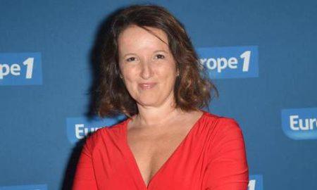 """Anne Roumanoff à Yann Moix : """"Je vous souhaite de connaître un jour ce bonheur""""."""