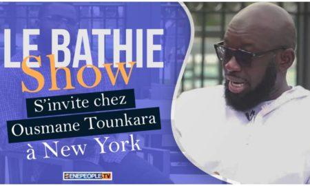 Ousmane Tounkara reçoit le Bathi Show dans sa sublime maison à New York: Vérités, Joie et émotions