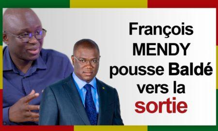 François Mendy
